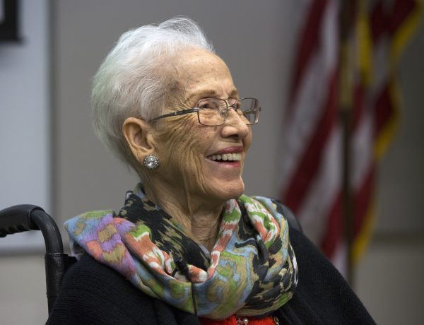 Katherine Johnson: Lessons in the Life & Death of the African-American Trailblazer, Every Girl Africa
