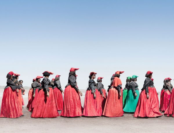 The Herero: Namibian Women Who Dress to Slay & The Sad Story Behind It, Every Girl Africa