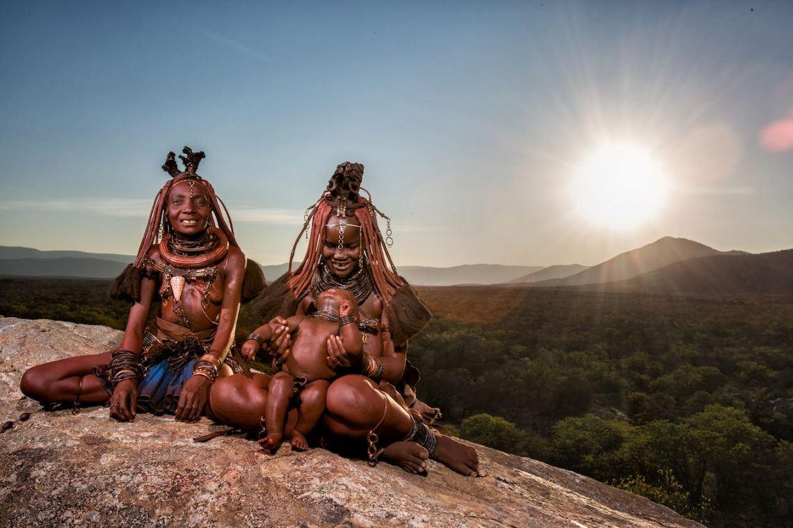 Body, Hair, Smoke: The Intriguing Lifestyle of the Himba Women of Namibia, Every Girl Africa
