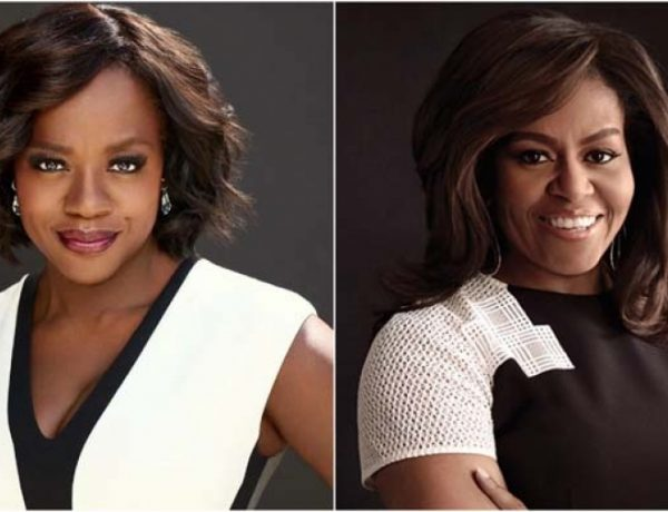 Script in the Bag: Viola Davis As Michelle Obama Is Coming To Your Screens, Every Girl Africa