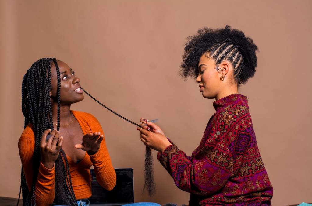 The Braid Releaser, Every Girl Africa